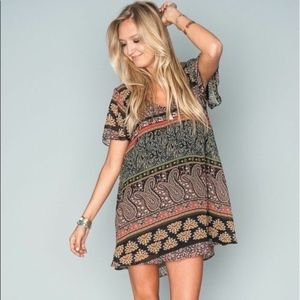Show Me Your Mumu Lovely Paisley Kylie Dress XS